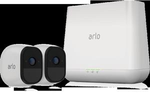 ArloPro ベースステーション カメラ2台セット